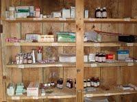 Inside the clinic, Quishaur 2009
