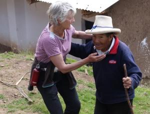 Sheila with Gregorio, 4.7.15