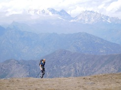 Solukhumbu Trek April/May 2016 - Val gets you off the beaten track!